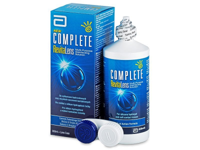 Roztok Complete RevitaLens 360 ml