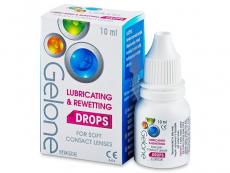 Oční kapky - zvlhčení očí - umělé slzy - Oční kapky Gelone Drops 10ml