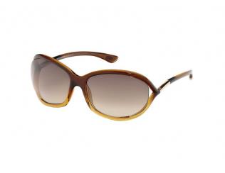 Sluneční brýle - Tom Ford - Tom Ford JENNIFER FT0008 50F