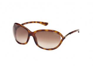 Sluneční brýle - Tom Ford - Tom Ford JENNIFER FT0008 52F
