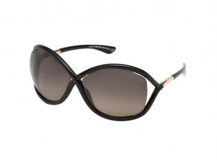 Sluneční brýle - Tom Ford - Tom Ford WHITNEY FT0009 01D