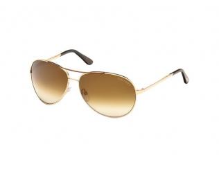 Sluneční brýle - Tom Ford - Tom Ford CHARLES FT0035 772
