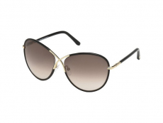 Sluneční brýle - Tom Ford ROSIE FT0344 01B