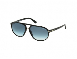 Sluneční brýle Tom Ford - Tom Ford JACOB FT0447 01P