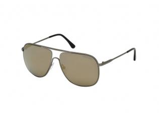 Sluneční brýle Tom Ford - Tom Ford DOMINIC FT0451 09C