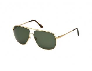 Sluneční brýle Tom Ford - Tom Ford DOMINIC FT0451 28N