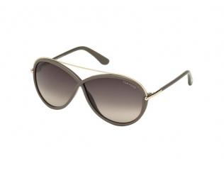Sluneční brýle - Tom Ford - Tom Ford TAMARA FT0454 59K