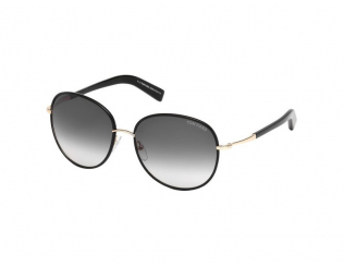 Sluneční brýle - Tom Ford - Tom Ford GEORGIA FT0498 01B