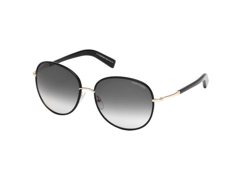 Tom Ford GEORGIA FT0498 01B  - Tom Ford GEORGIA FT0498 01B