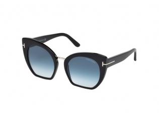 Sluneční brýle - Tom Ford - Tom Ford SAMANTHA FT0553 01W
