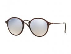 Sluneční brýle - Ray-Ban ROUND FLECK FLAT LENSES RB2447N 62569U