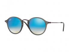 Sluneční brýle - Ray-Ban ROUND FLECK FLAT LENSES RB2447N 62554O