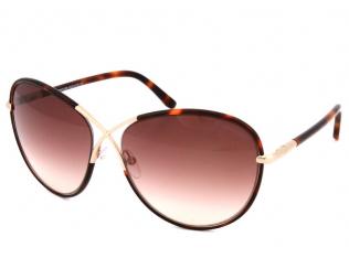 Sluneční brýle - Tom Ford - Tom Ford ROSIE FT0344 56F