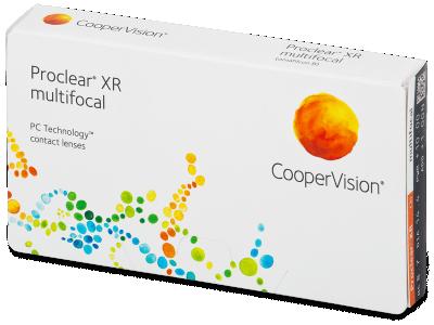 Proclear Multifocal XR (3čočky) - Multifokální kontaktní čočky