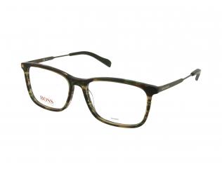 Obdélníkové dioptrické brýle - Boss Orange BO 0307 PF3