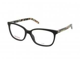 Obdélníkové dioptrické brýle - Boss Orange BO 0257 7KI