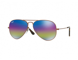 Sluneční brýle Aviator - Ray-Ban AVIATOR LARGE METAL RB3025 9019C2