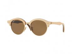 Sluneční brýle - Ray-Ban CLUBROUND WOOD RB4246M 117957