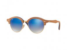 Sluneční brýle - Ray-Ban CLUBROUND WOOD RB4246M 11807Q