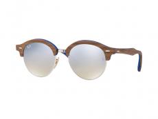 Sluneční brýle - Ray-Ban CLUBROUND WOOD RB4246M 12179U