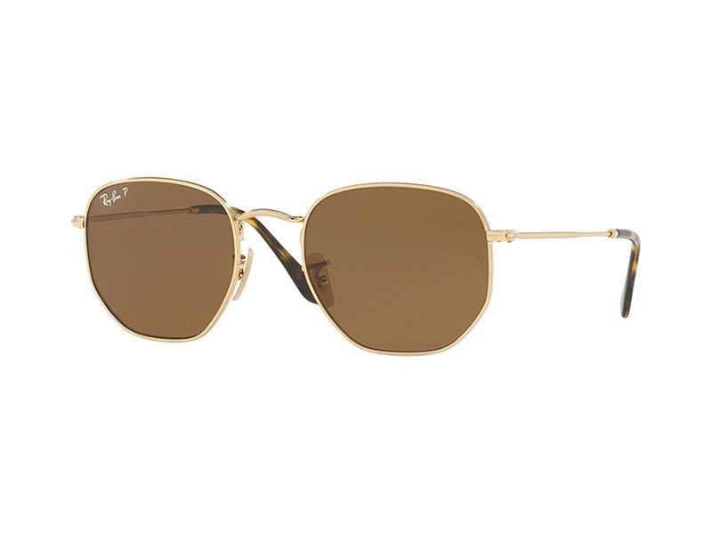 Ray-Ban Hexagonal RB3548N 001/57