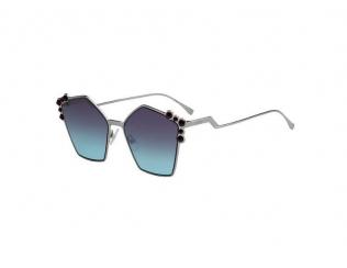 Sluneční brýle Oversize - Fendi FF 0261/S 6LB