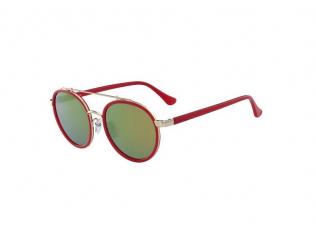Kulaté sluneční brýle - Calvin Klein CK1225S-628