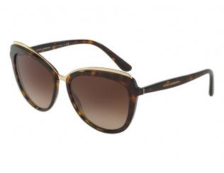 Sluneční brýle Cat Eye - Dolce & Gabbana DG 4304 502/13