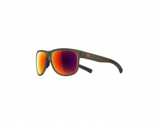 Čtvercové sluneční brýle - Adidas A429 50 6062 SPRUNG