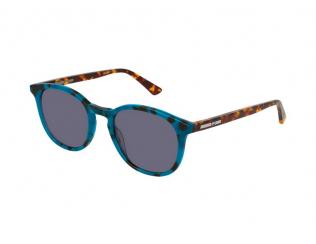 Sluneční brýle - Panthos - Alexander McQueen MQ0123S 004