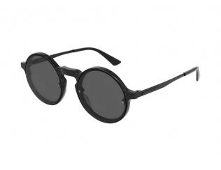 Kulaté sluneční brýle - Alexander McQueen MQ0135S 001