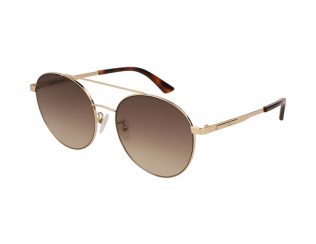 Sluneční brýle Pilot - Alexander McQueen MQ0107SK 004