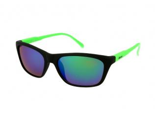 Sportovní brýle Alensa - Sluneční brýle Alensa Sport Black Green Mirror