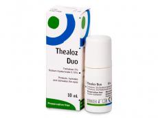 Oční kapky - zvlhčení očí - umělé slzy - Oční kapky Thealoz Duo 10 ml