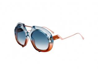 Sluneční brýle - Oválný - Fendi FF 0316/S S9W/08