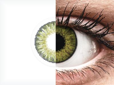 Air Optix Colors - Gemstone Green - dioptrické (2čočky)