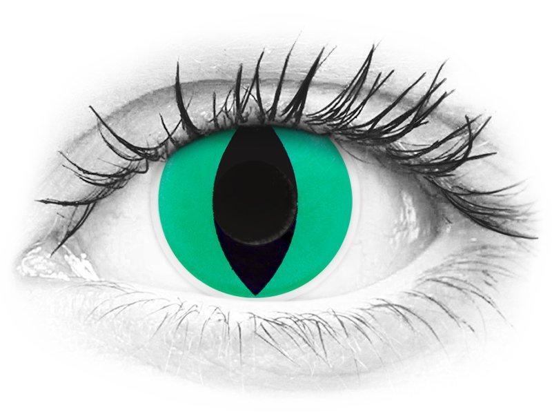 ColourVUE Crazy Lens - Anaconda - nedioptrické (2 čočky) - ColourVUE Crazy Lens - Anaconda - nedioptrické (2 čočky)