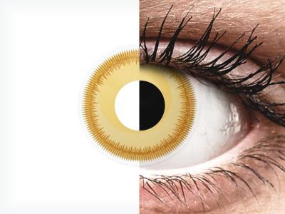 ColourVUE Crazy Lens - Avatar - nedioptrické (2 čočky)