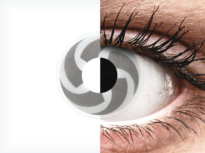ColourVUE Crazy Lens - Blade - nedioptrické (2 čočky) - ColourVUE Crazy Lens - Blade - nedioptrické (2 čočky)