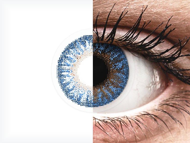 TopVue Color - True Sapphire - dioptrické (2čočky) - TopVue Color - True Sapphire - dioptrické (2čočky)