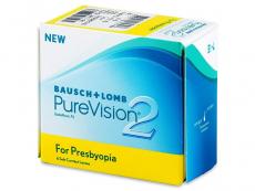 Kontaktní čočky Bausch and Lomb - PureVision 2 for Presbyopia (6čoček)