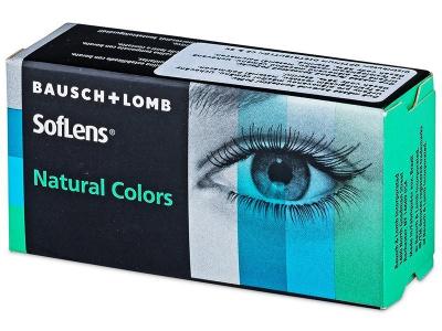 SofLens Natural Colors Topaz - nedioptrické (2čočky)