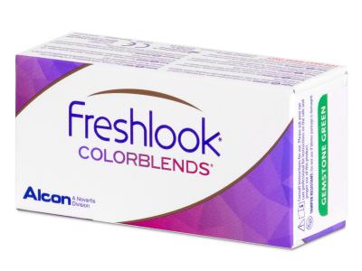 FreshLook ColorBlends Blue - dioptrické (2čočky)