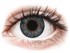 Barevné kontaktní čočky - FreshLook ColorBlends Blue - nedioptrické (2čočky)