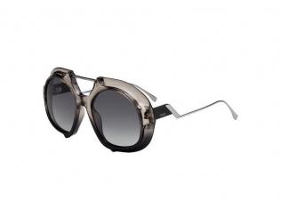 Oválné sluneční brýle - Fendi FF 0316/S MNG/90