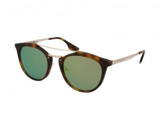 Sluneční brýle - Panthos - Alexander McQueen MQ0037S 002