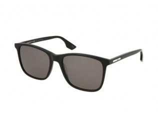 Čtvercové sluneční brýle - Alexander McQueen MQ0080S 001