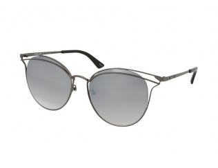 Kulaté sluneční brýle - Alexander McQueen MQ0102SK 001