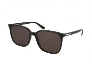 Čtvercové sluneční brýle - Alexander McQueen MQ0121S 001