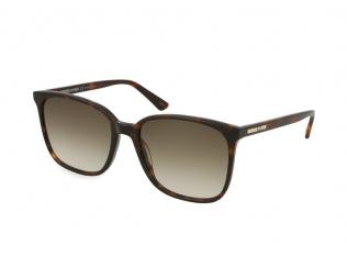 Čtvercové sluneční brýle - Alexander McQueen MQ0121S 002
